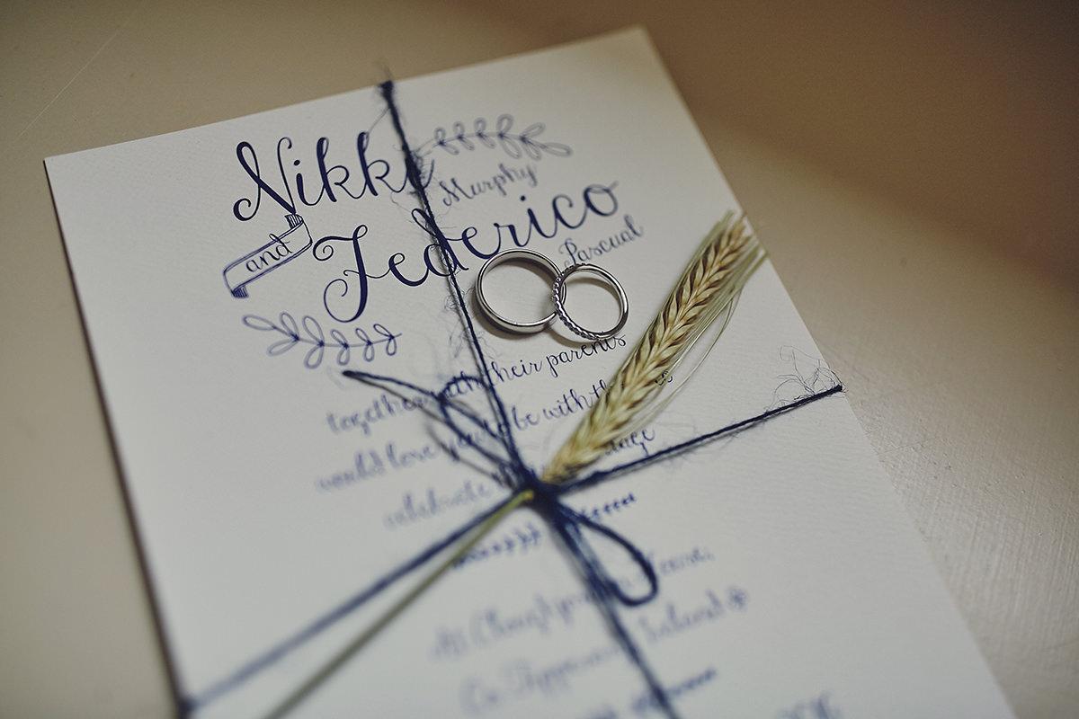 Cloughjordan House Wedding - Alternative Venue 16