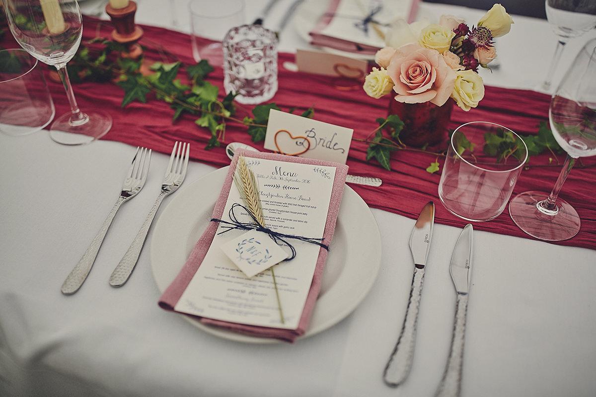 Cloughjordan House Wedding - Alternative Venue 29