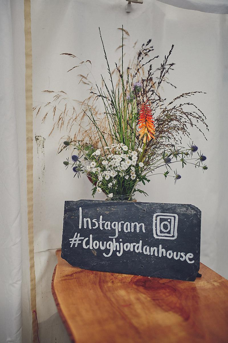 Cloughjordan House Wedding - Alternative Venue 35