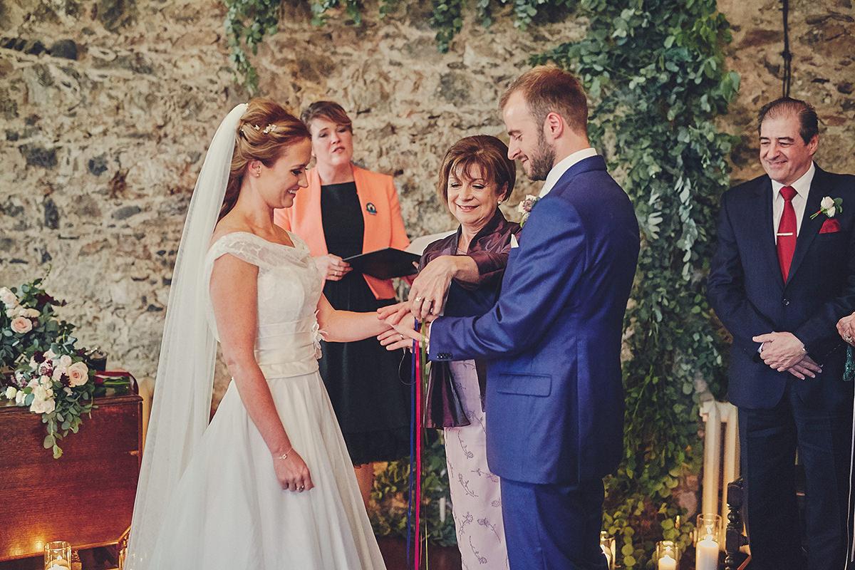 Cloughjordan House Wedding - Alternative Venue 81