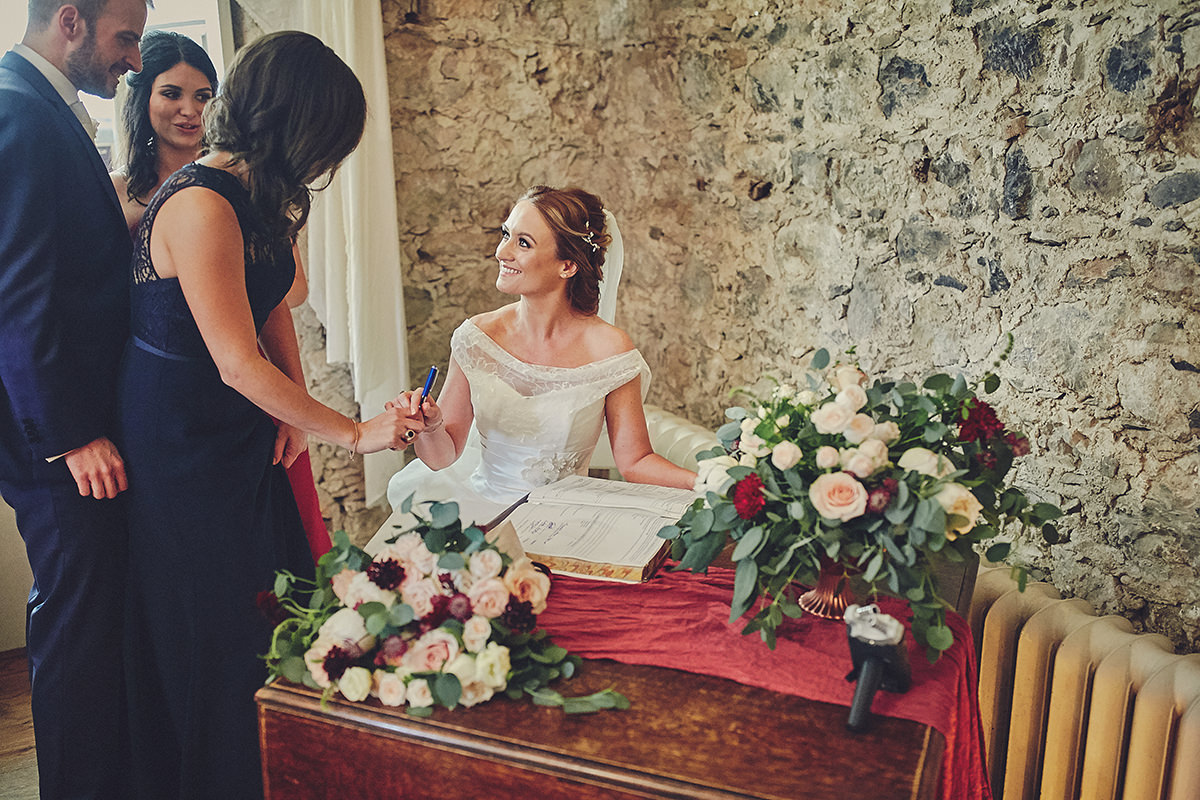 Cloughjordan House Wedding - Alternative Venue 83