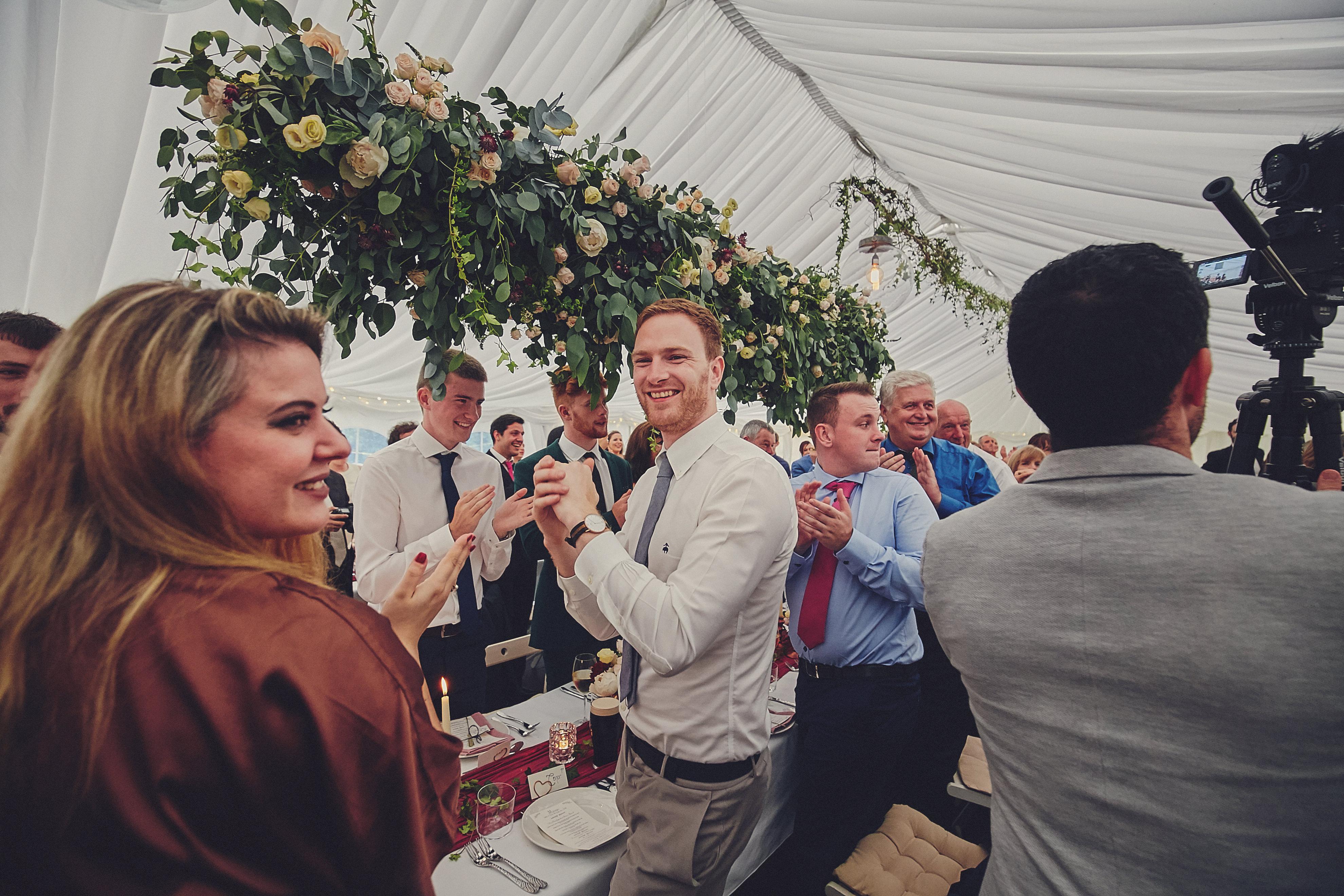 Cloughjordan House weddding129 - Cloughjordan House Wedding - Alternative Venue