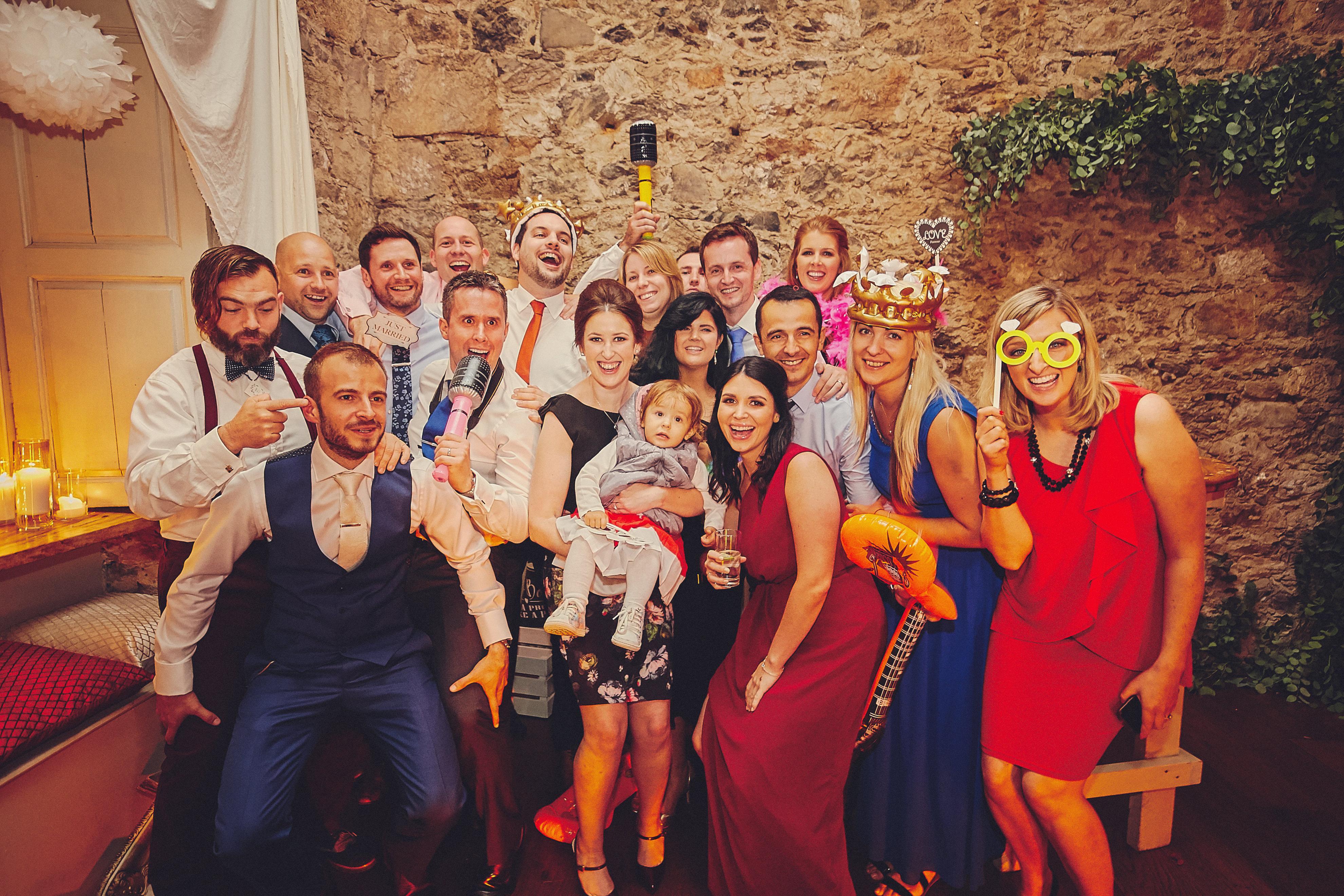 Cloughjordan House weddding154 - Cloughjordan House Wedding - Alternative Venue
