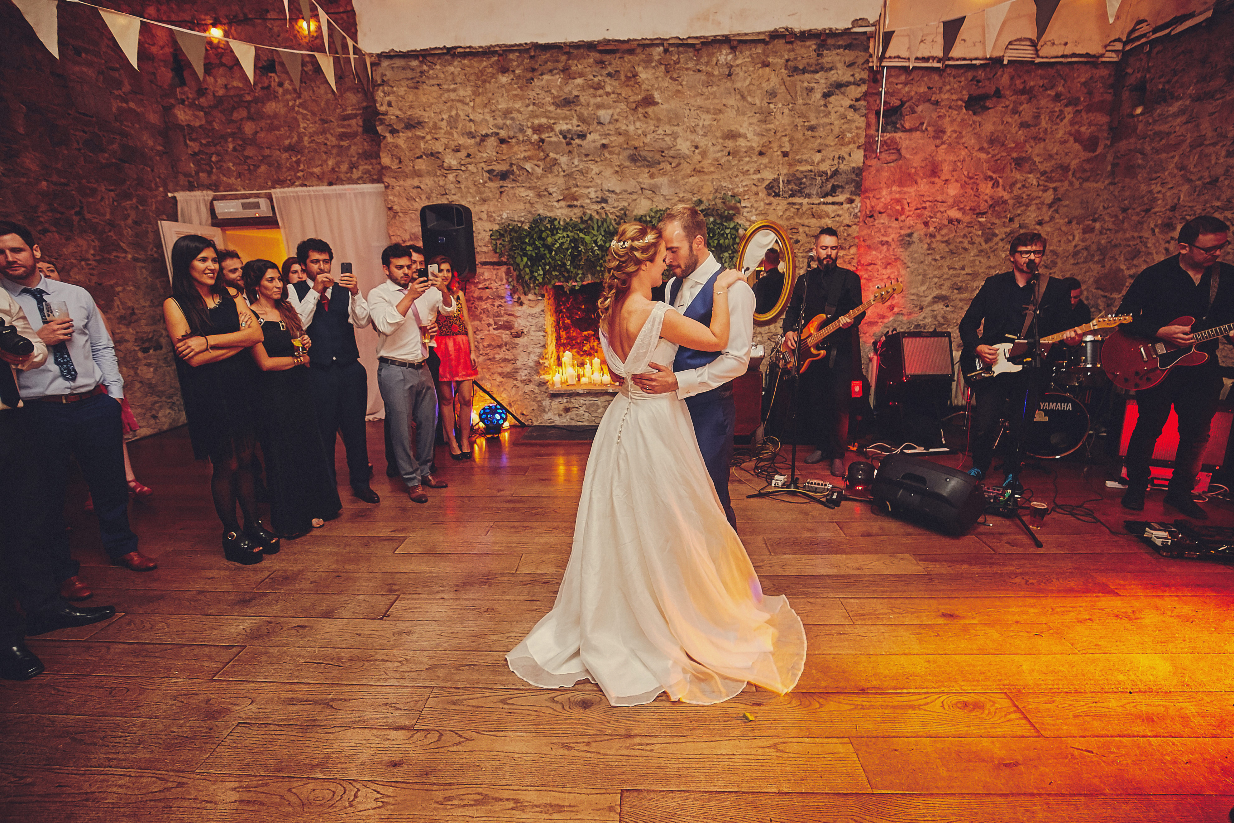 Cloughjordan House weddding158 - Cloughjordan House Wedding - Alternative Venue