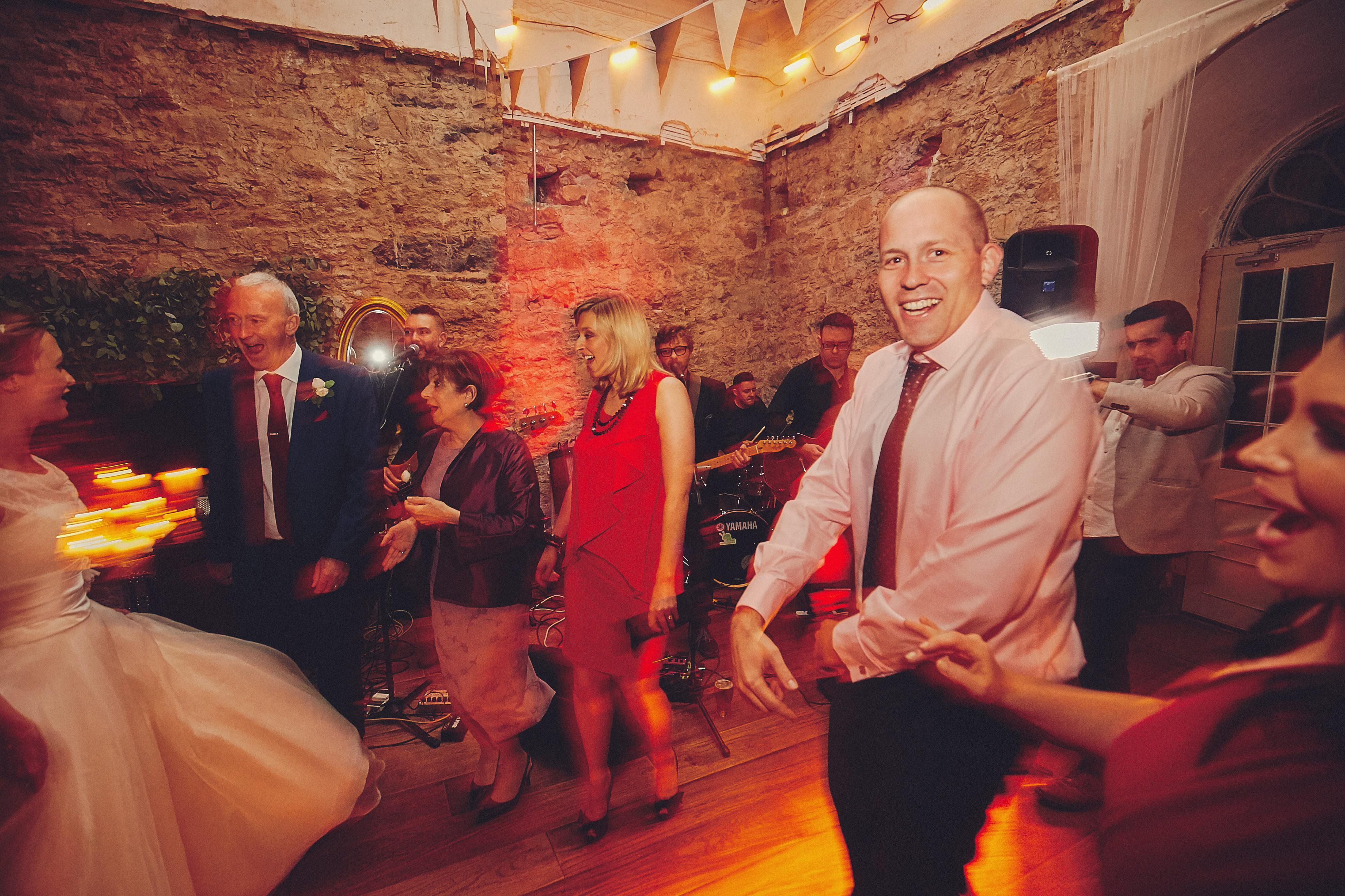 Cloughjordan House weddding159 - Cloughjordan House Wedding - Alternative Venue
