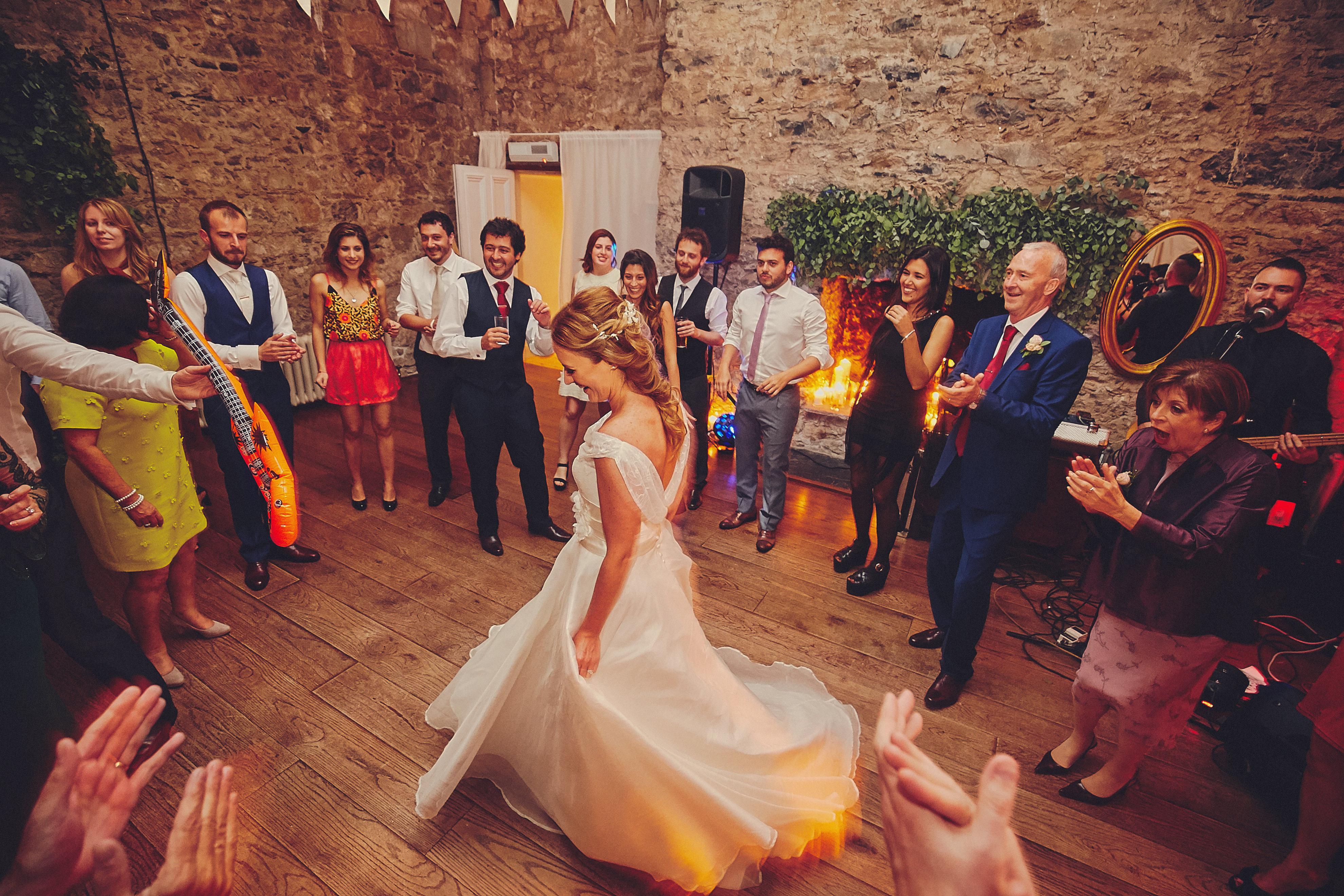 Cloughjordan House weddding160 - Cloughjordan House Wedding - Alternative Venue