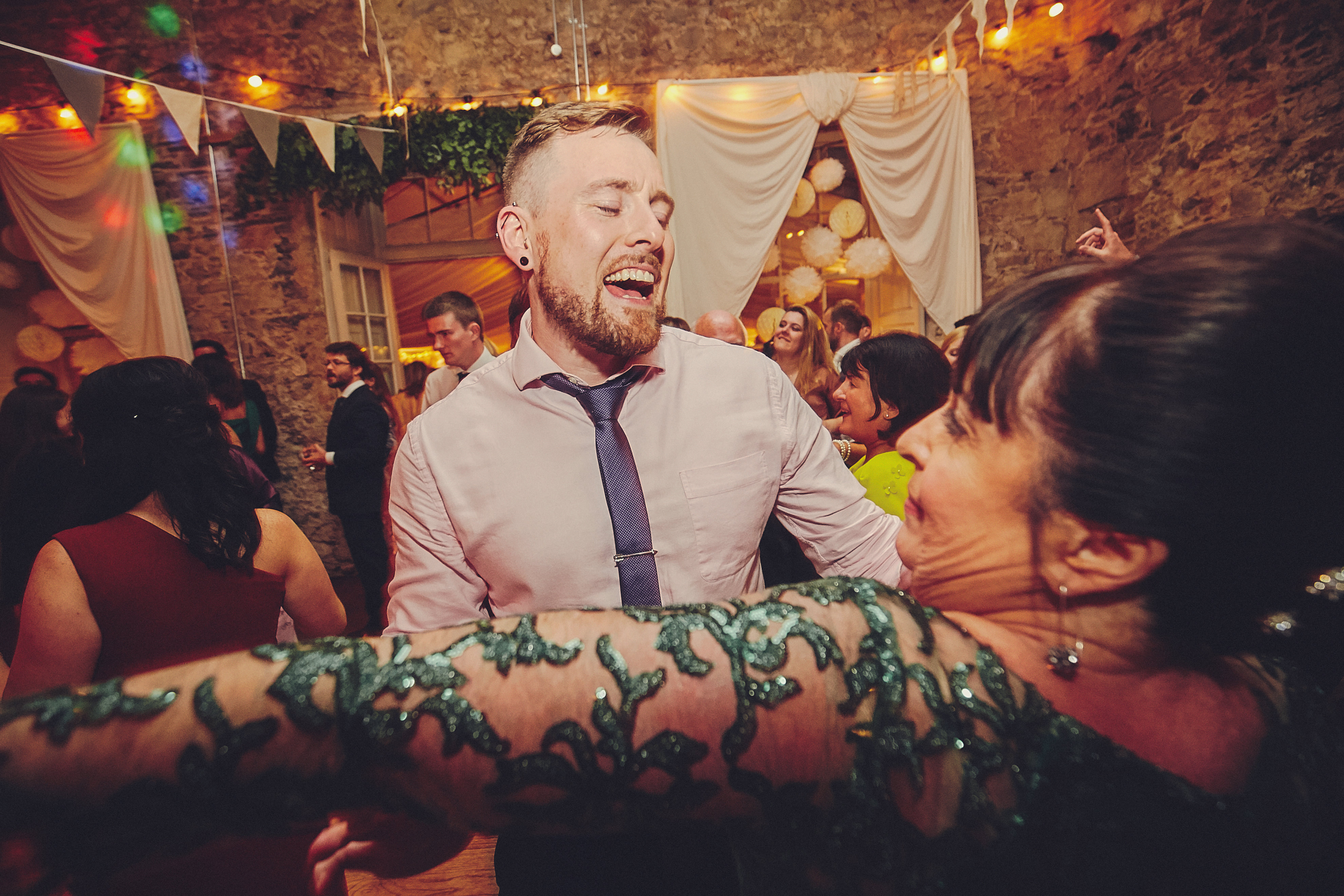 Cloughjordan House weddding164 - Cloughjordan House Wedding - Alternative Venue