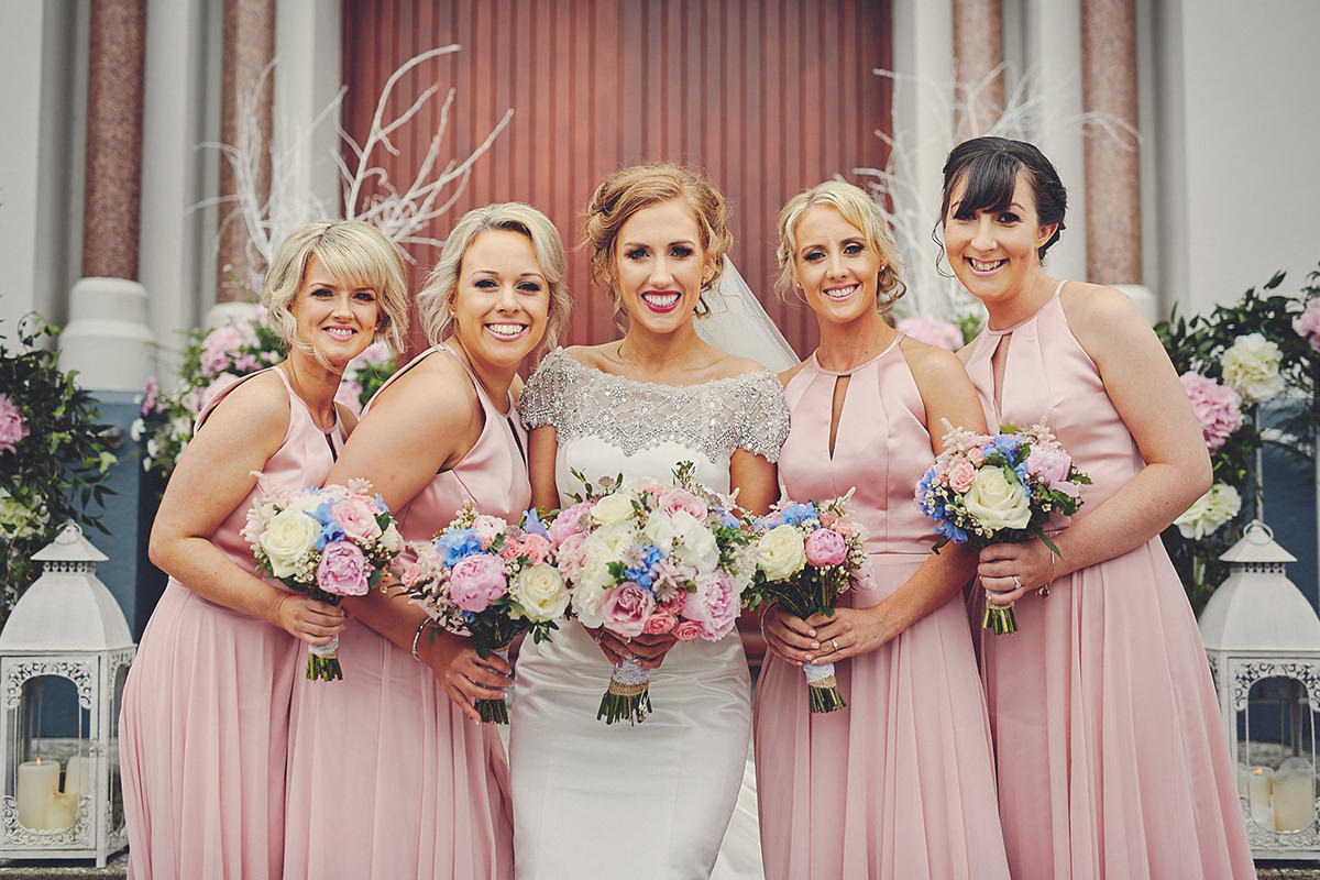 0777c3181ffb Choosing the colour palette for your Bridesmaid Dresses - DKPHOTO