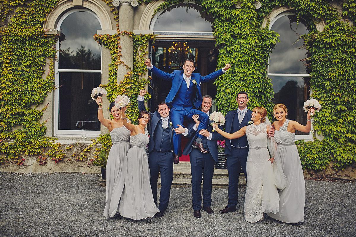 Bridal Party colours
