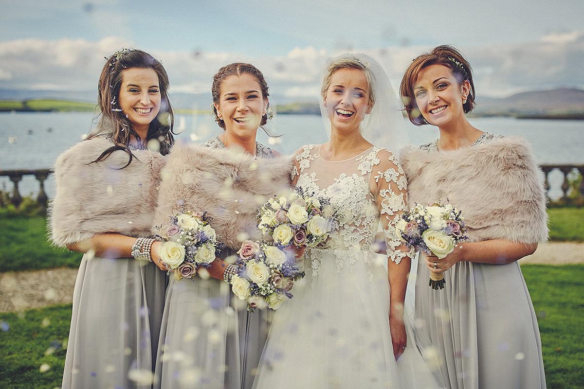 best colour Bridesmaid dress