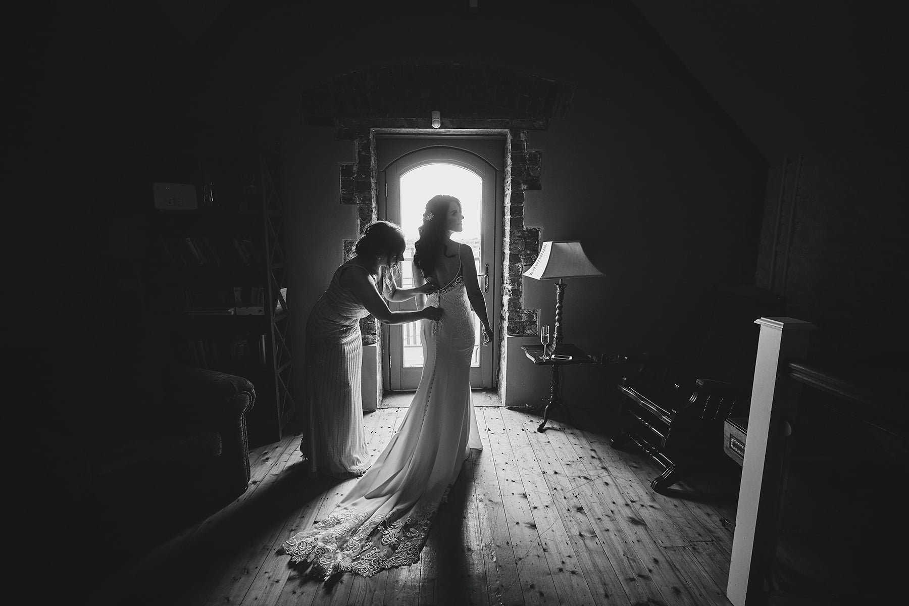 Segrave Barns Dunany. Barn Wedding Ireland 23