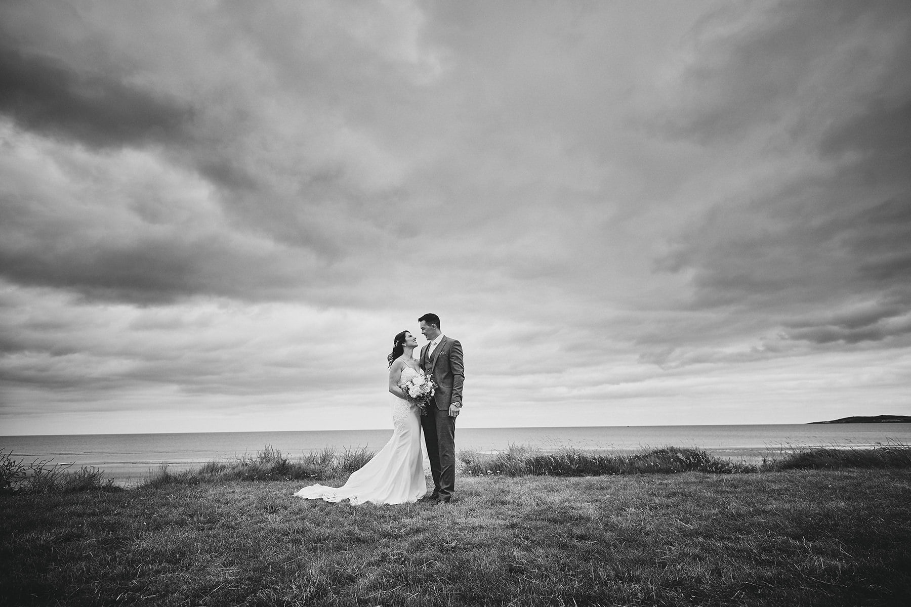 Segrave Barns Dunany. Barn Wedding Ireland 30