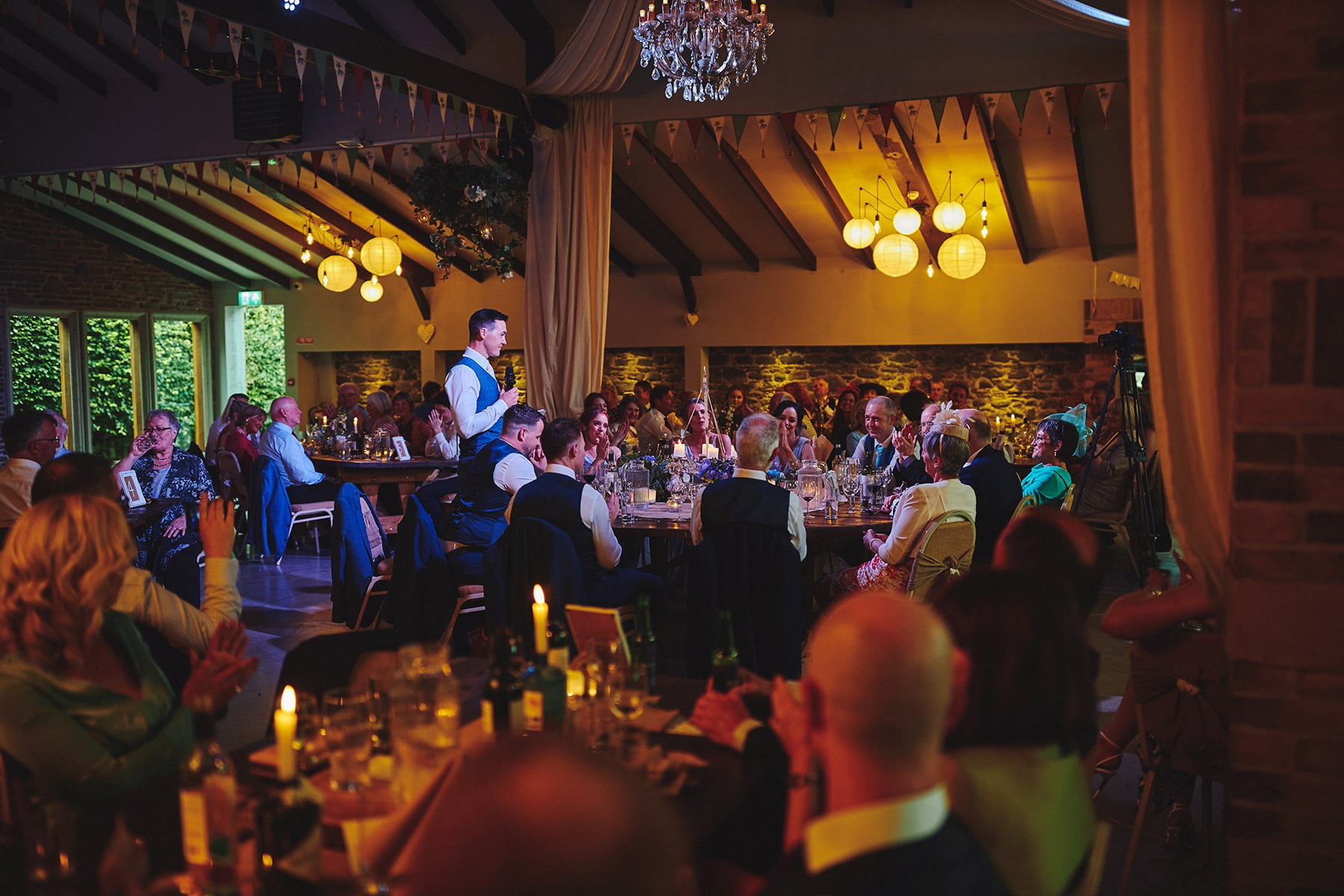 Segrave Barns Dunany. Barn Wedding Ireland 43