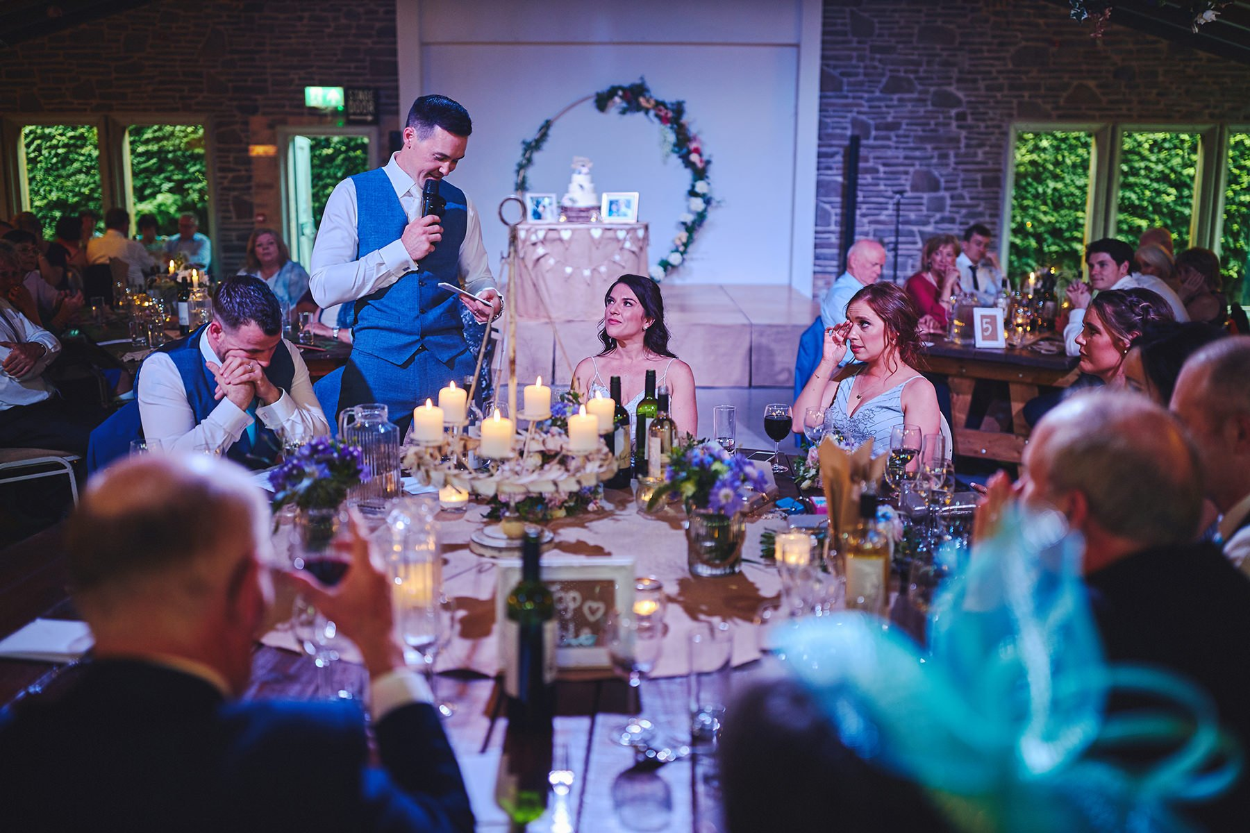 Segrave Barns Dunany. Barn Wedding Ireland 44