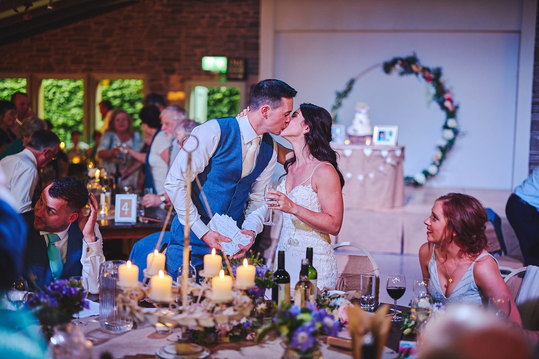 Segrave Barns Dunany. Barn Wedding Ireland 45