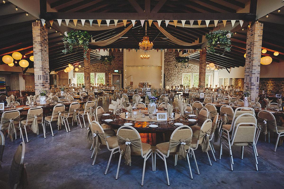 Rustic Barn wedding Ireland
