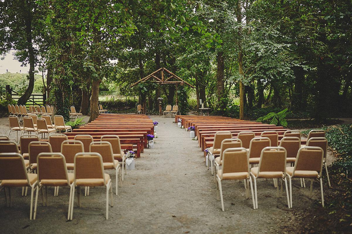 Alternative wedding venue Ireland