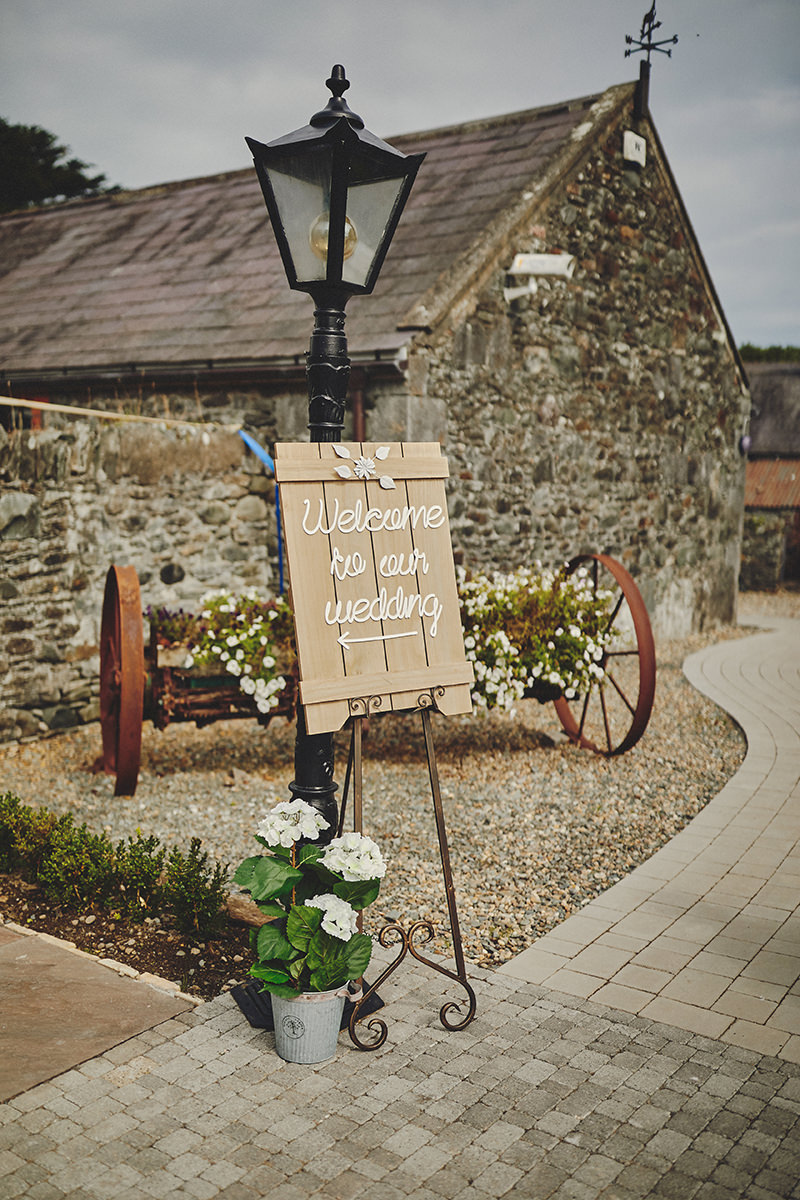 Segrave Barns Dunany. Barn Wedding Ireland 9