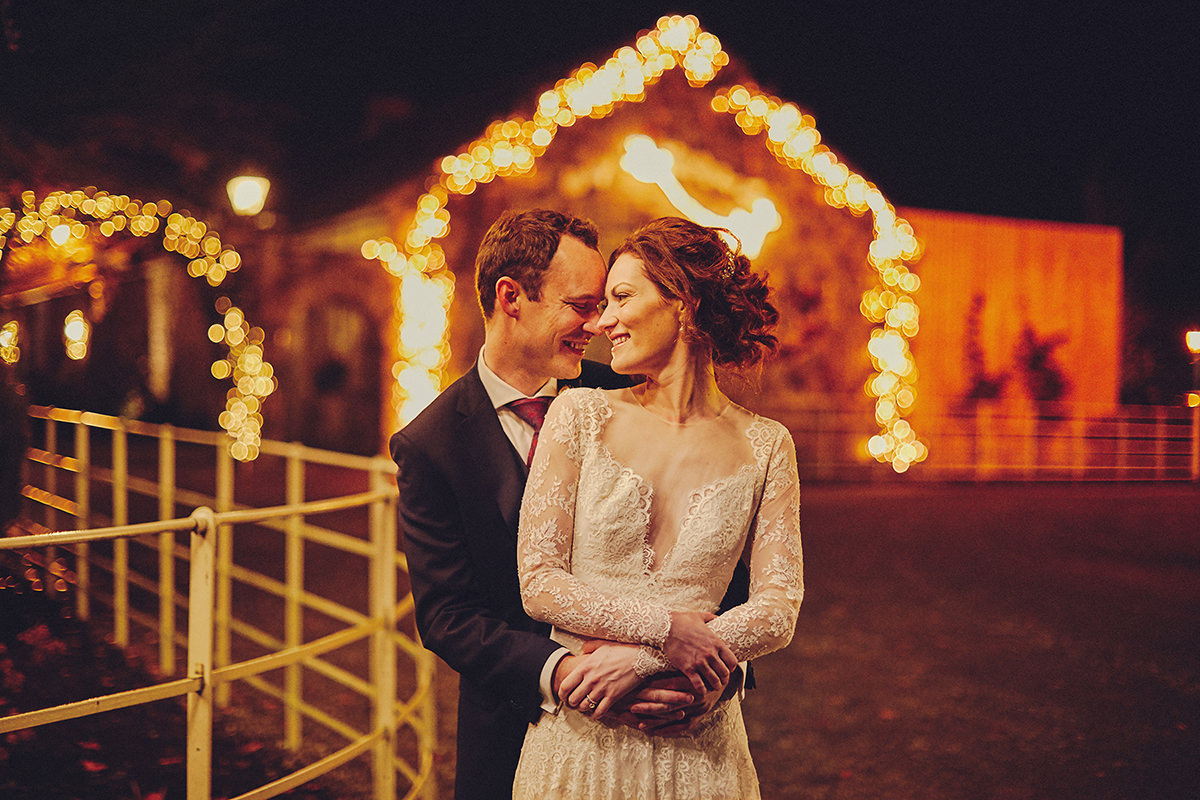 Plan a Winter Wedding in Ireland