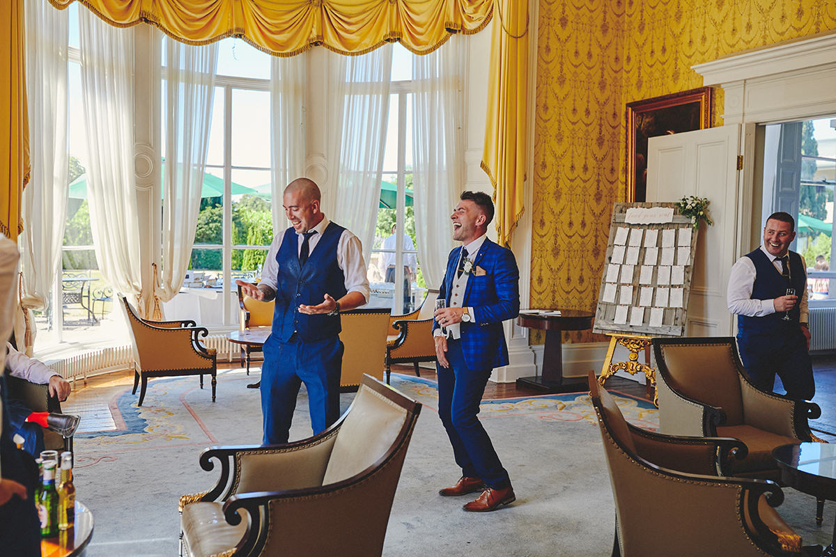 Lyrath Estate Wedding Country House Kilkenny | E& T 21