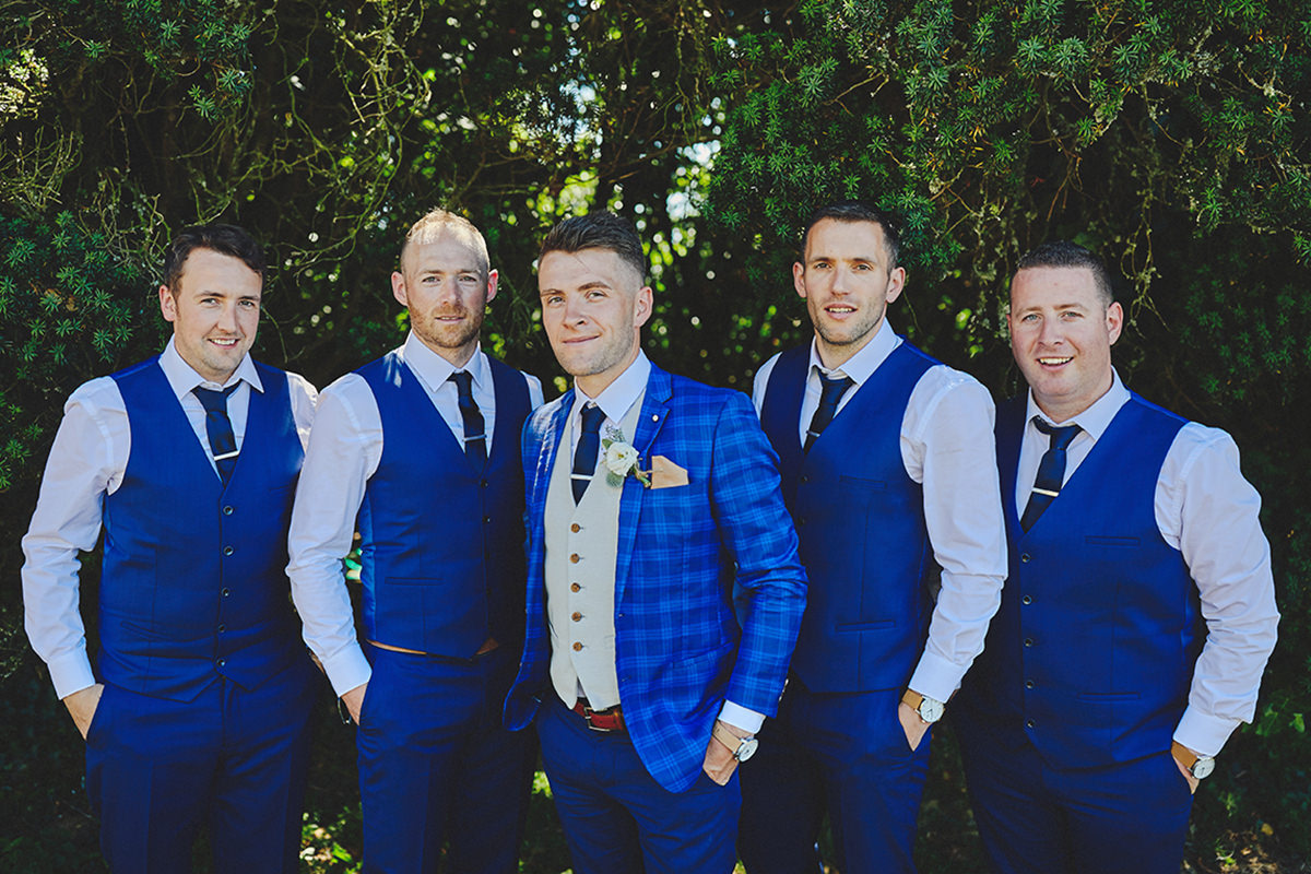Lyrath Estate Wedding Country House Kilkenny | E& T 31