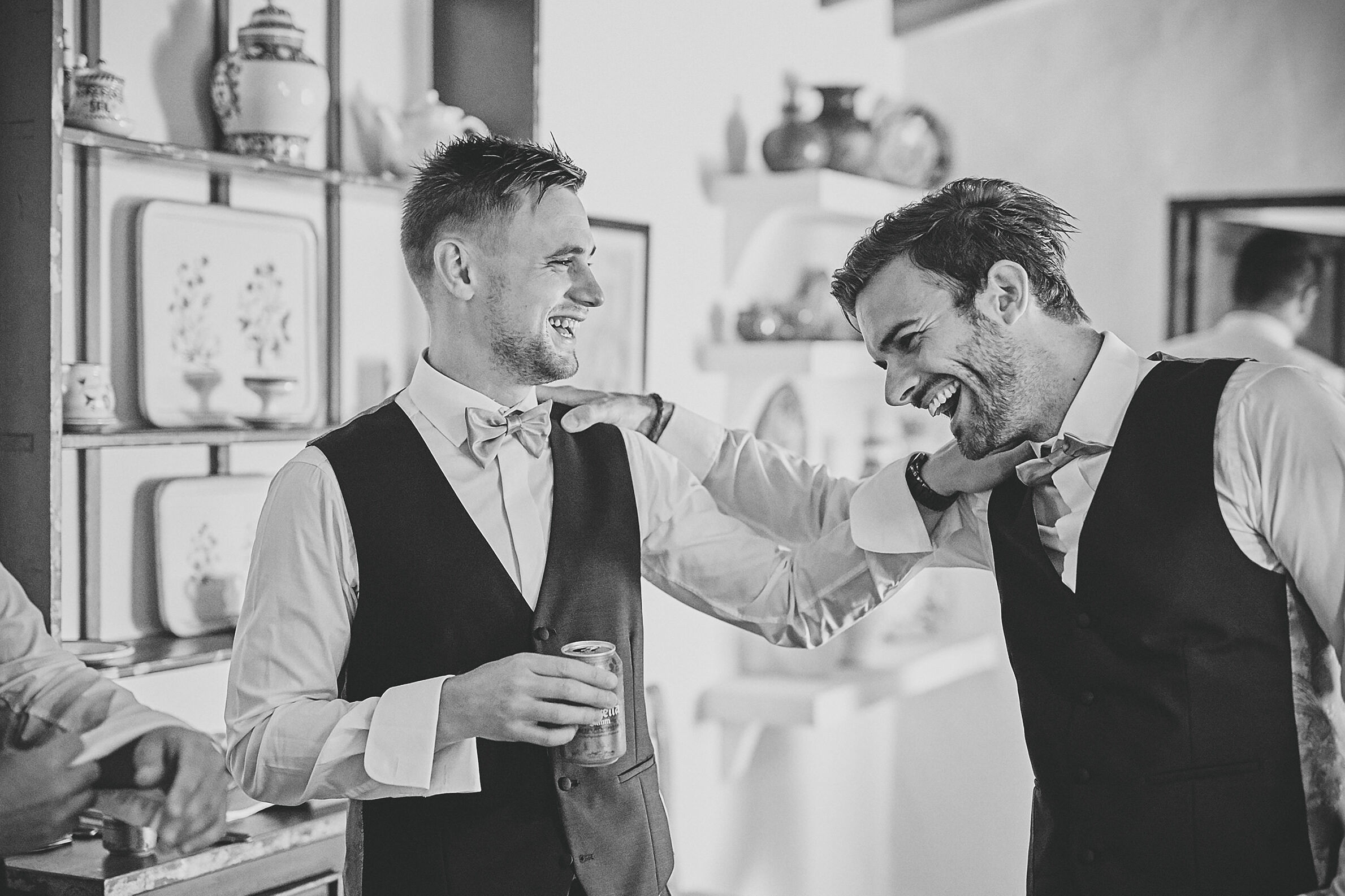 Top 10 Tips for the Groom and Groomsmen