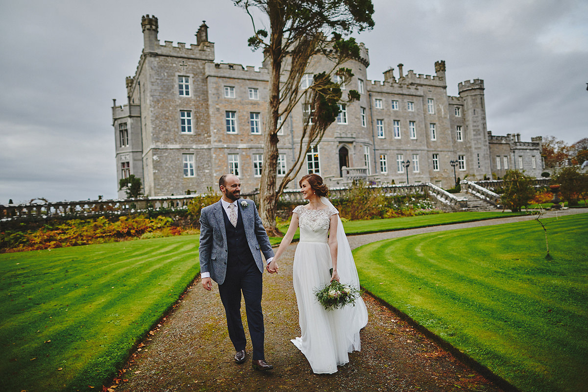 Markree Castle Wedding photographer