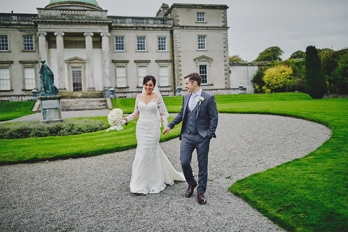 Keadeen Hotel Wedding Kildare Emo Court House photos 3