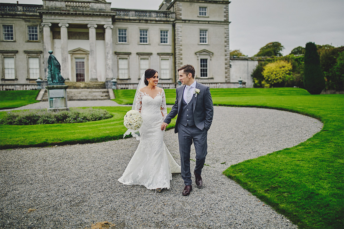 Keadeen Hotel Wedding Kildare Emo Court House photos 4