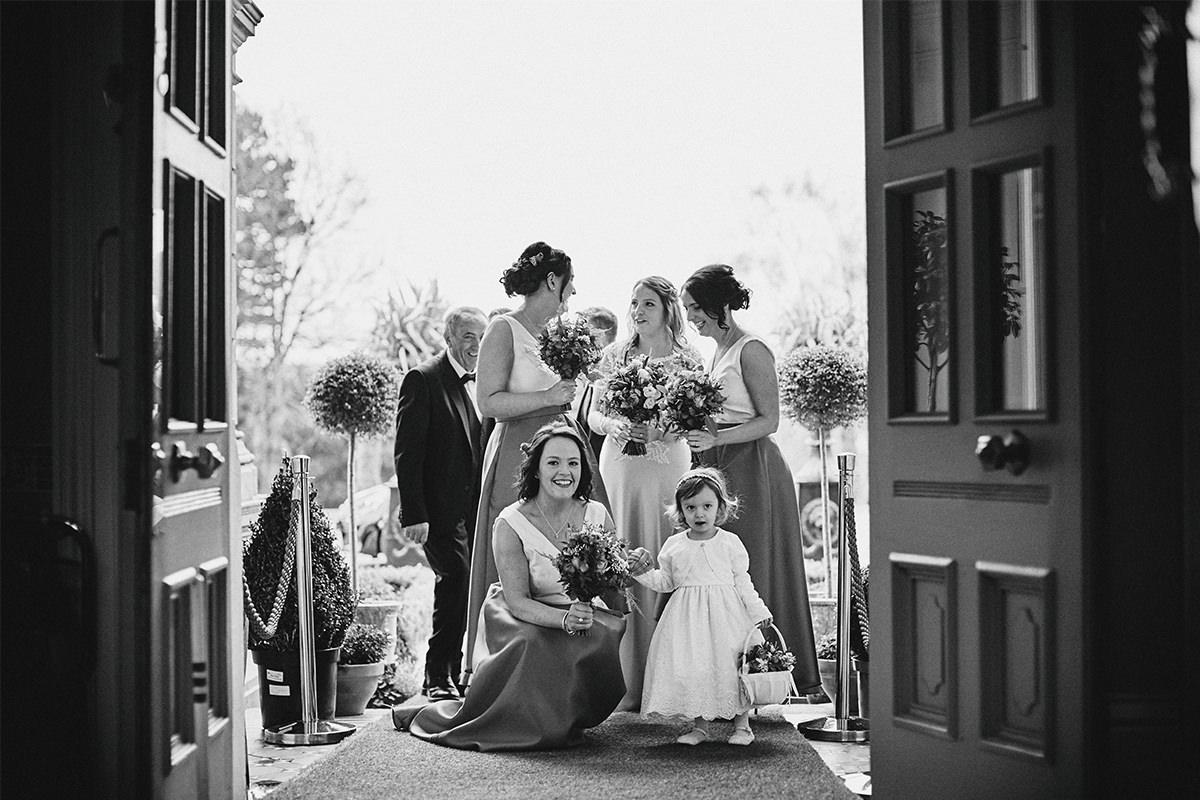 Tinakilly House Wedding 27