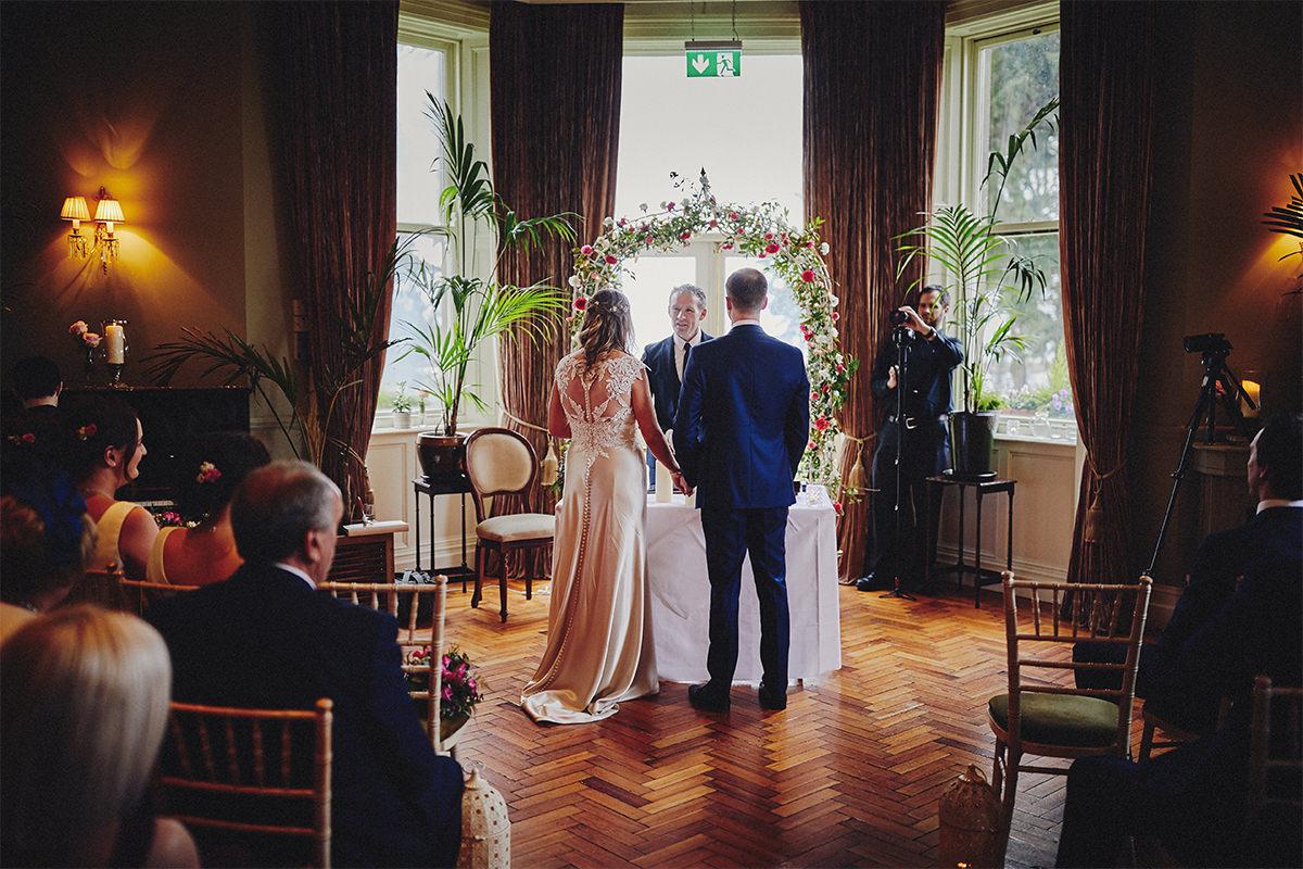 Tinakilly House Wedding 37