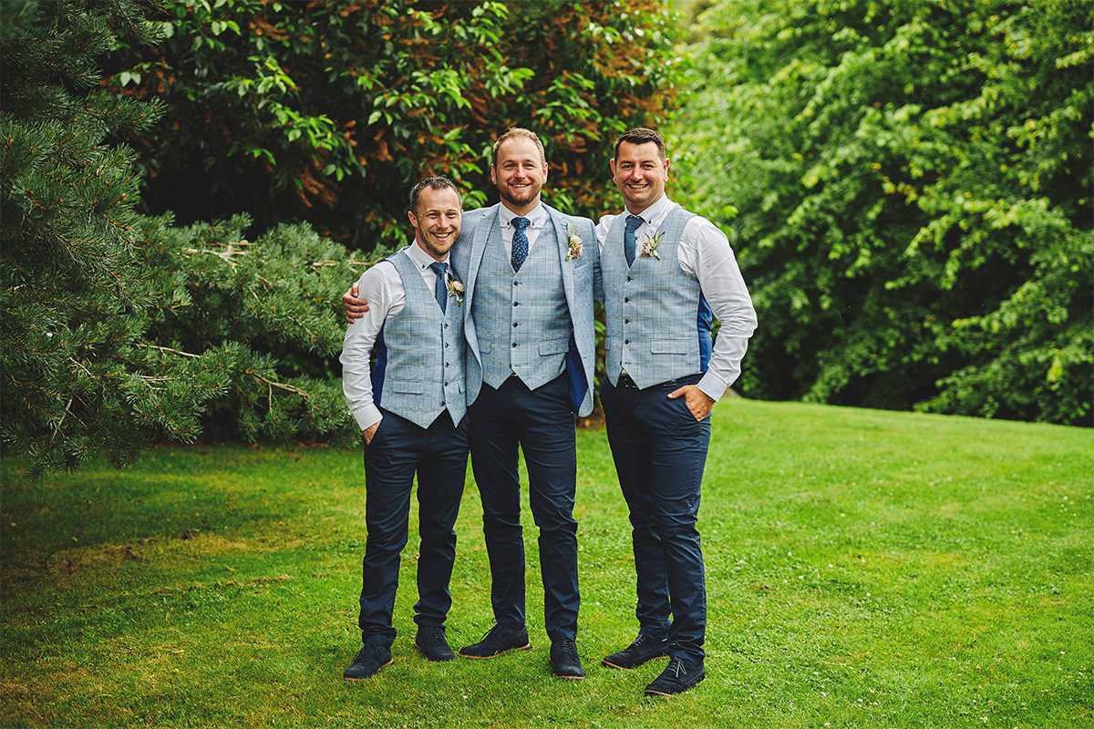 Ballintubbert Gardens and House Wedding 41