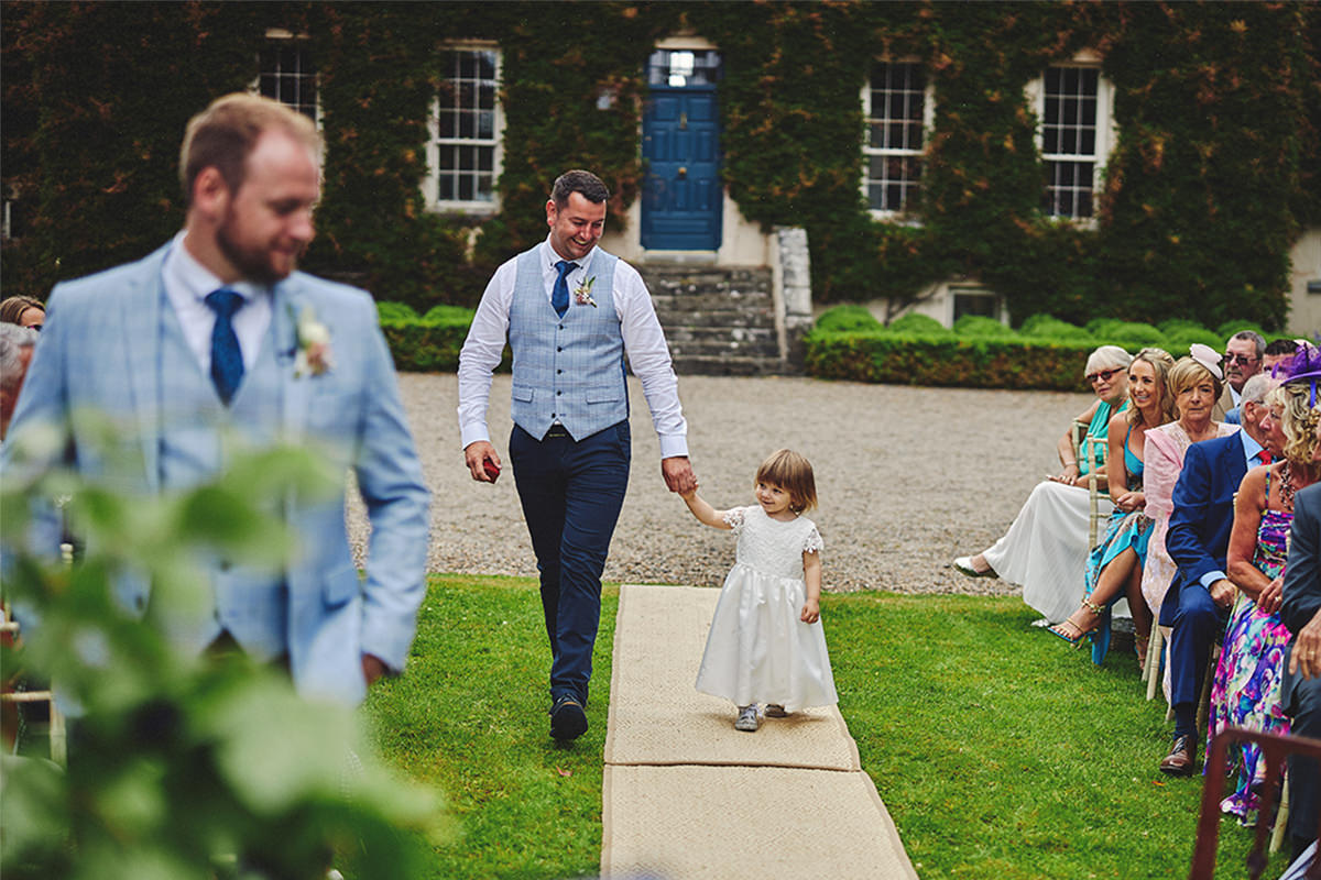 Ballintubbert Gardens and House Wedding 43