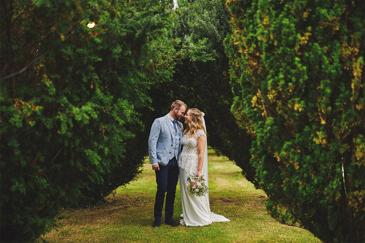 Ballintubbert Gardens and House Wedding 66