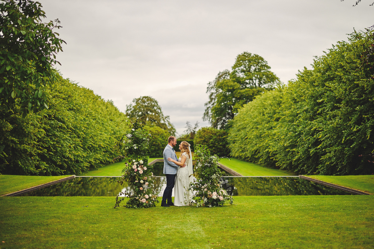 Ballintubbert Gardens and House Wedding 79