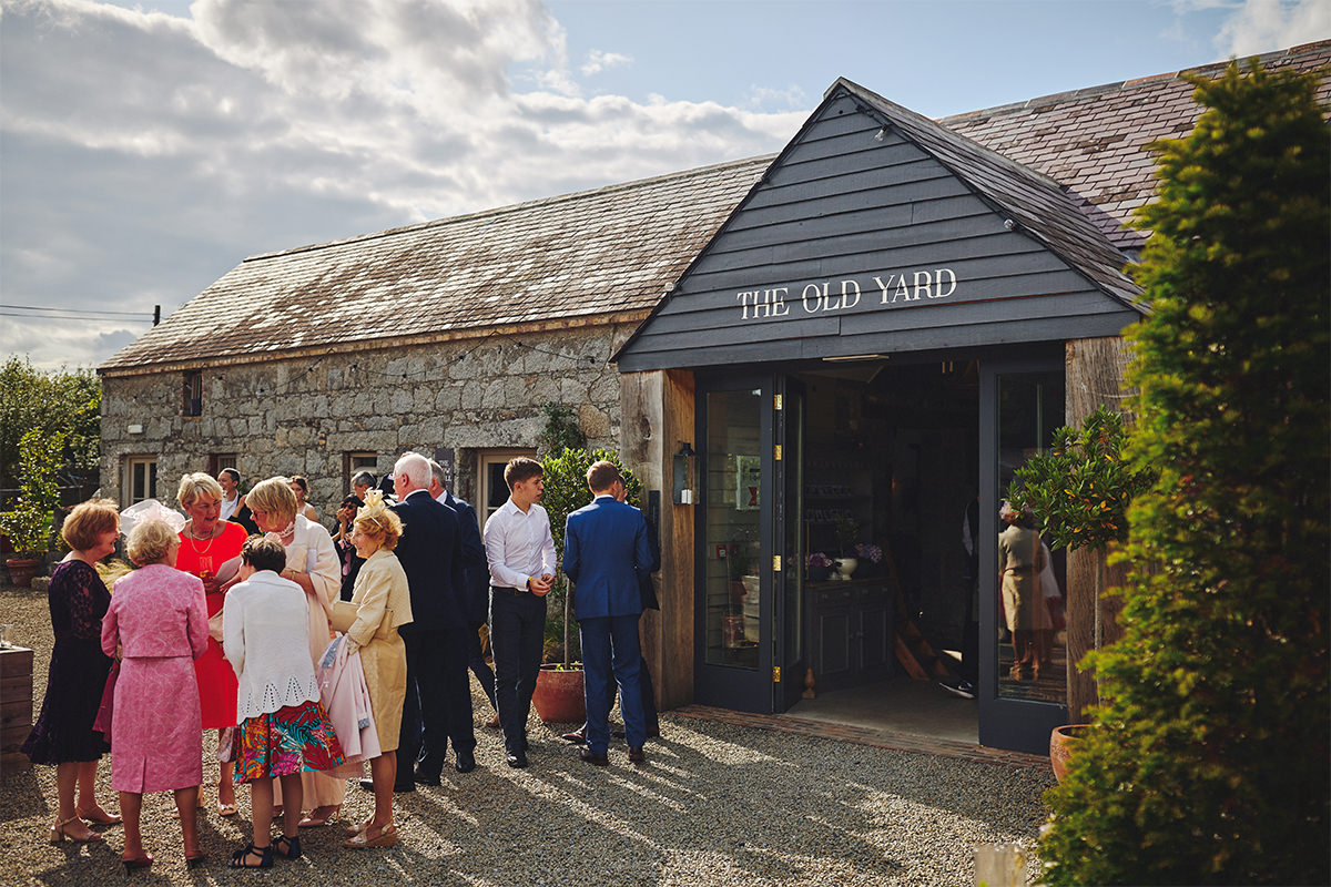 Old Yard Carlow wedding