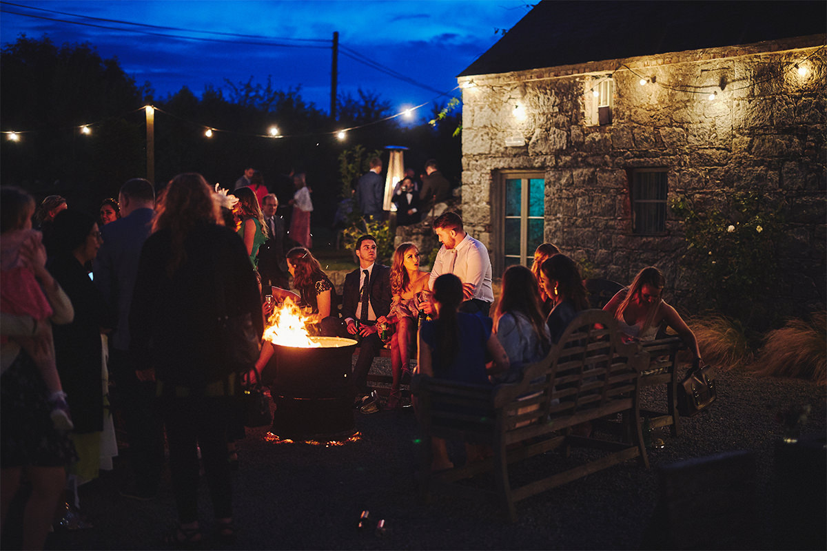 Old Yard Rustic Barn Wedding Carlow 110