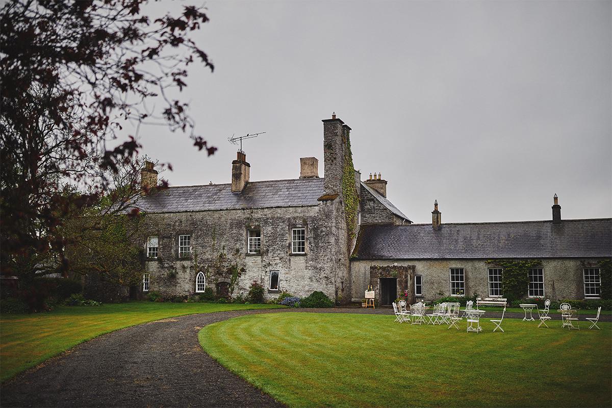 Durhamstown Castle Wedding