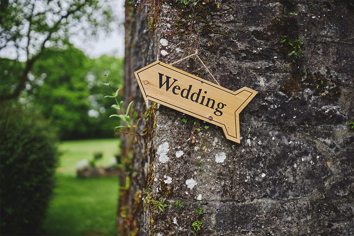 Outdoor Durhamstown Castle Wedding 4
