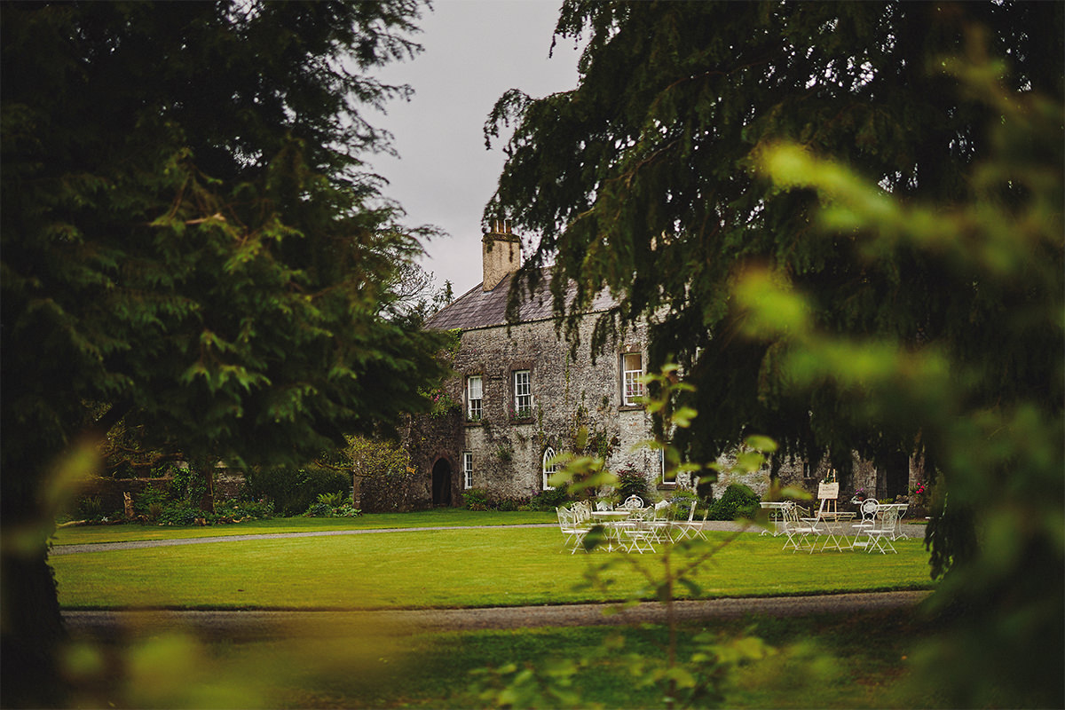 Outdoor Durhamstown Castle Wedding 28