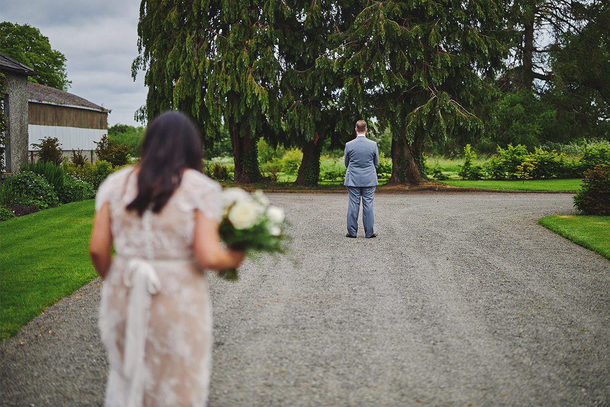Outdoor Durhamstown Castle Wedding 44