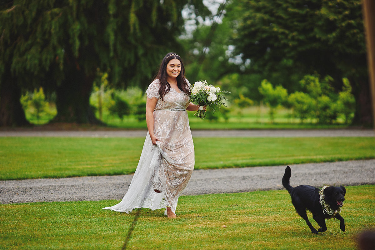 Outdoor Durhamstown Castle Wedding 55