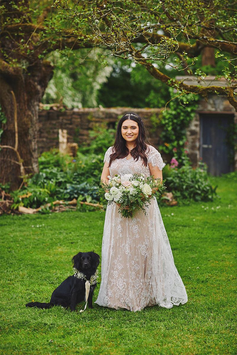 Outdoor Durhamstown Castle Wedding 87