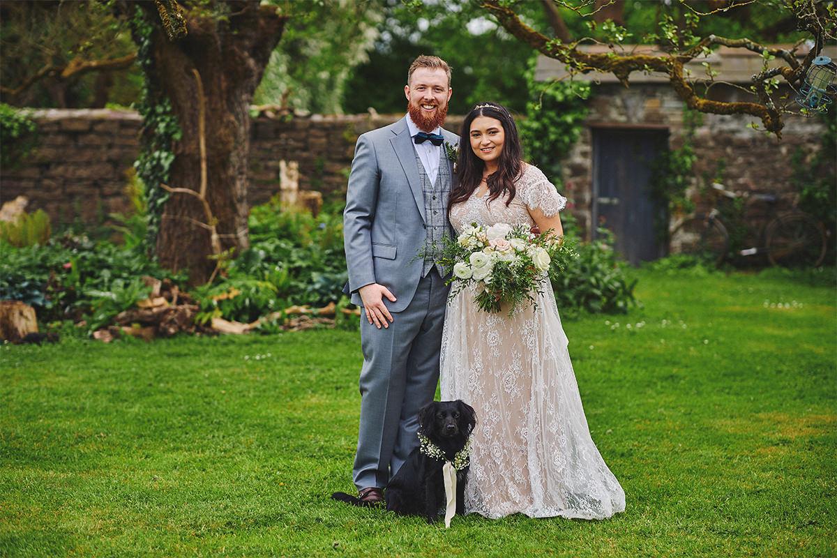 Outdoor Durhamstown Castle Wedding 88