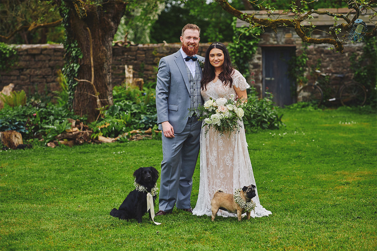 Outdoor Durhamstown Castle Wedding 89