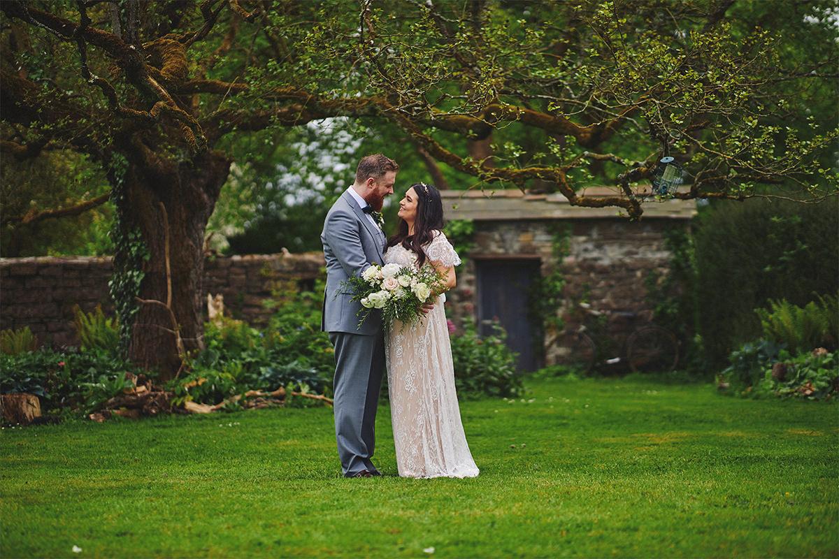Outdoor Durhamstown Castle Wedding 94