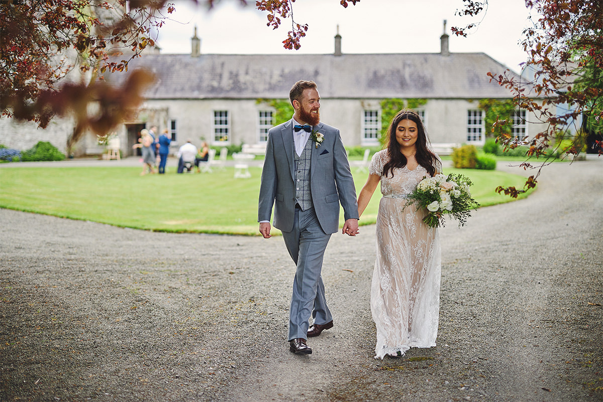 Outdoor Durhamstown Castle Wedding 99