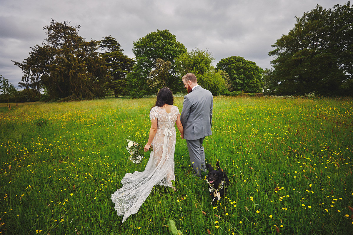Outdoor Durhamstown Castle Wedding 101