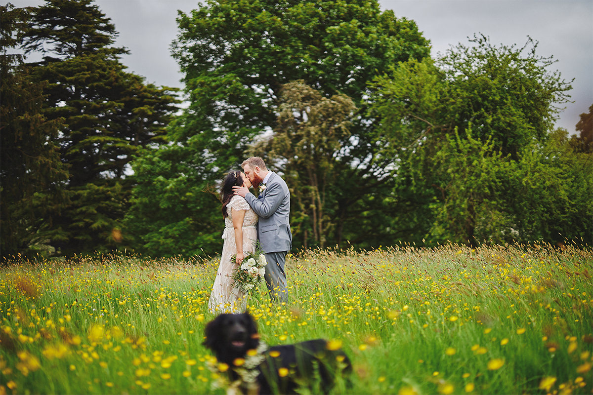 Outdoor Durhamstown Castle Wedding 104