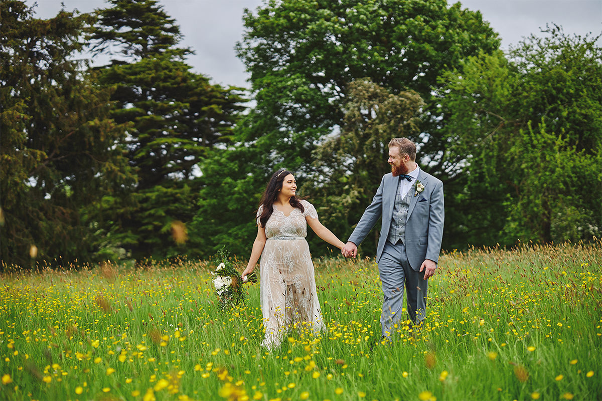 Outdoor Durhamstown Castle Wedding 105